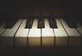 Upright Piano Keyboard Or Pian...