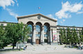 Ural federal university after boris yeltsin in yekaterinburg russia june the state on june since the has been the Royalty Free Stock Photos