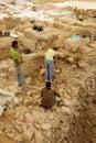 Urban Archaeology Royalty Free Stock Photo