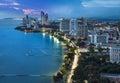 Ciudad ciudad bahía y playa