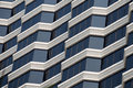 Urban house or building, facade pattern. Royalty Free Stock Photo