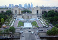 Urban landscape Paris Royalty Free Stock Photo