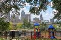Urban Living Atlanta Royalty Free Stock Photo