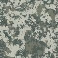 Urban Pixel Camouflage