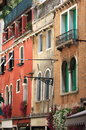 Urban scenic of venice italy Royalty Free Stock Photography