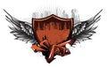 Urban Wings Shield
