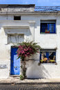 Uruguay house at colonia del sacramento in Stock Photography