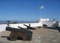Uruguay, Montevideo, strategic Artigas Fort Royalty Free Stock Photo