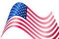 US American Flag Royalty Free Stock Image
