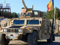 US Army Humvee Royalty Free Stock Photos