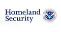 US Department of Homeland Security Royalty Free Stock Photo