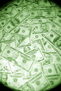 US dollar background Stock Photos