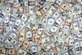 US Dollar Cash Money Cover Bac...