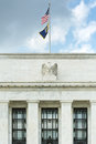 US Federal Reserve in Washington Royalty Free Stock Photo