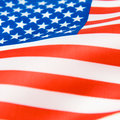 US Flag Stock Photography