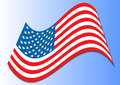 US FLAG Royalty Free Stock Photos