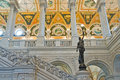 US Library of Congress Royalty Free Stock Photo