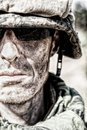 US Marine badass