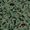 Us marines army camouflage pattern background simulate woodland textures or web Stock Photos