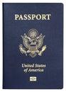 Us passport Royalty Free Stock Photo