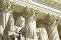 US Supreme Court, Royalty Free Stock Photo