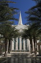 USA, Arizona/Gilbert: New Mormon Temple - Oasis in the Desert Royalty Free Stock Photo