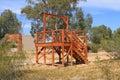 USA, Arizona/Phoenix: Old West - Gallows Royalty Free Stock Photo
