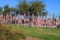 USA, Arizona/Tempe: 9/11/2001 - Healing Fields