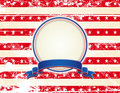 USA background, vector Royalty Free Stock Images