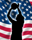 USA Basketball player Stock Photos