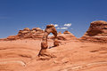 USA - Delicate Arch Royalty Free Stock Photo