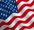 Stars And Stripes - USA Flag -...
