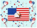 USA Holiday celebrations Royalty Free Stock Photography
