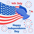 USA Independence Day 4th of July