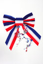 Usa ribbon Stock Image