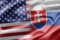 USA and Slovakia