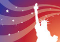 Usa stars liberty Royalty Free Stock Photos