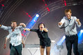 Usadba jazz festival moscow june caravan palace french group performs on open air x international on june in archangelskoye Royalty Free Stock Photos