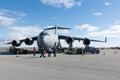 USAF United States Air Force Boeing C-17A Globemaster III