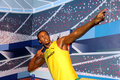 Usain Bolt Royalty Free Stock Photo