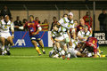 USAP vs Northampton Saints Royalty Free Stock Photography