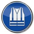 Use safety vest