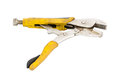 Used plier from mechanic store Stock Photography