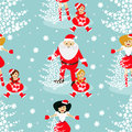 Used for printing, websites, design, ukrasheniayya, interior, fabrics, etc. Christmas theme. tree from snowflakes on a blue backgr