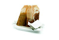 Used Teabags Royalty Free Stock Photo