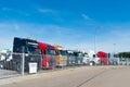 Used trucks Royalty Free Stock Photo