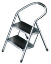 A useful ladder illustration of on white background Royalty Free Stock Photo
