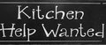 An useful tips kitch help wanted