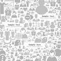 User a background made of the vector illustration Royalty Free Stock Images