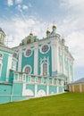 Uspenskii cathedral in Smolensk Stock Photos